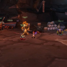 TBC 5 MAN – A Unique wow TBC Instant 70 Private Server Burning
